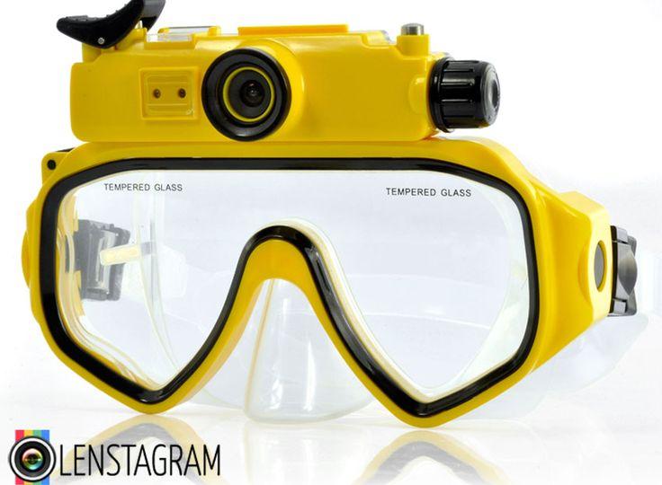 Yellow Submarine Deniz Gözlüğü - Lenstagram