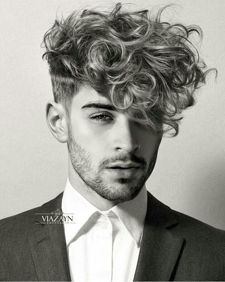 Jacquicaszee Zayn Malik Hairstyle Boy Hairstyles Curly Hair Styles