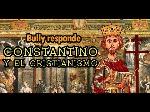 Constantino y el Cristianismo - Bully Magnets - YouTube