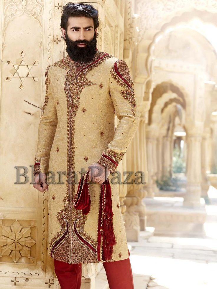 Royal Groom Sherwani