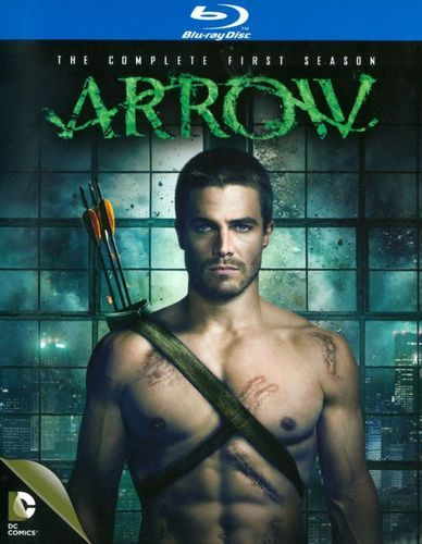 Arrow: The Complete First Season [4 Discs] [Blu-ray]