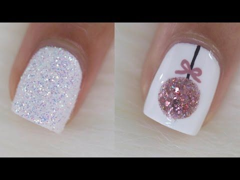 Best 25 youtube nail art ideas on pinterest nail tutorials diy so today i put together 10 sort of mini tutorials for you guys for some quick christmas nail art ideas this is a bit different from my usual tutorials prinsesfo Choice Image