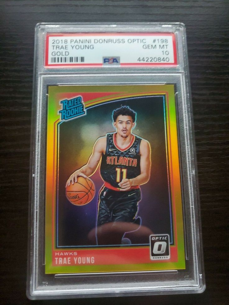 THE TOP 5 TRAE YOUNG ROOKIE CARDS in 2020 Basketball
