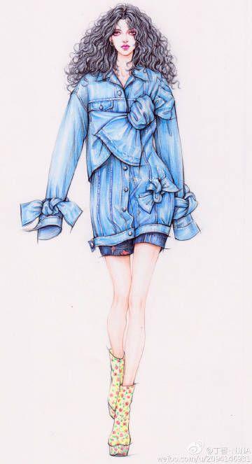 best 25 fashion figures ideas on pinterest