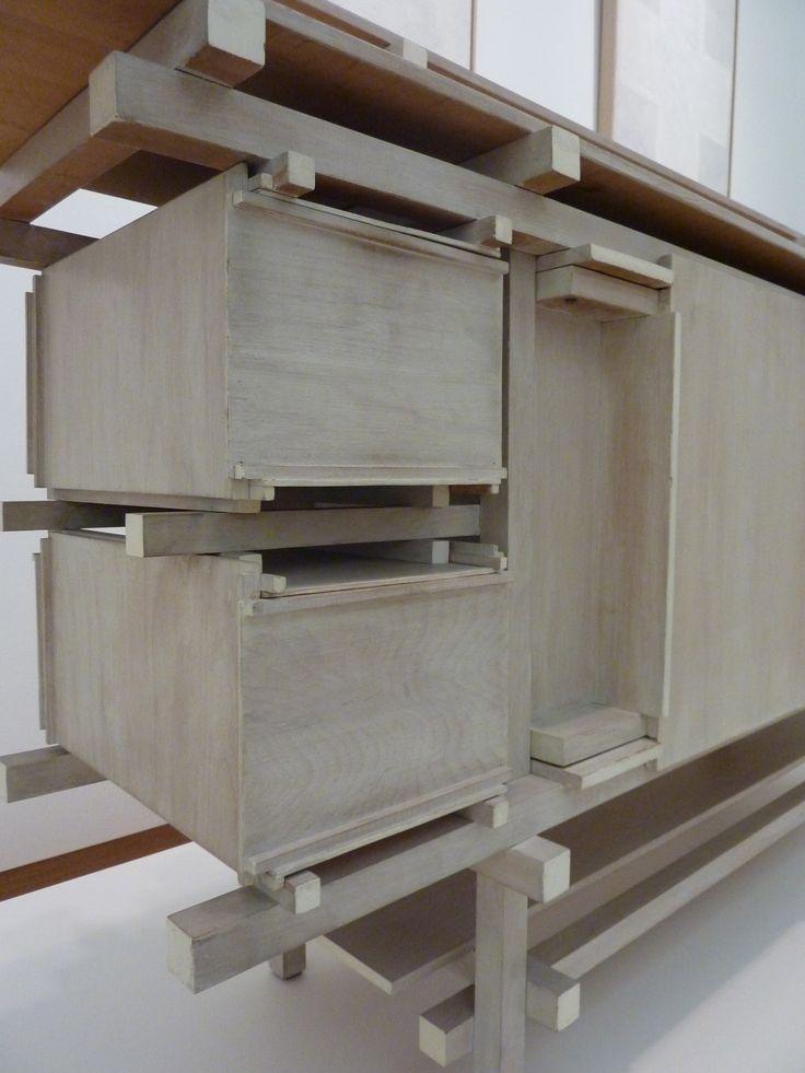 Gerrit Rietveld Elling buffet 1919 Stedelijk Museum Amsterdam
