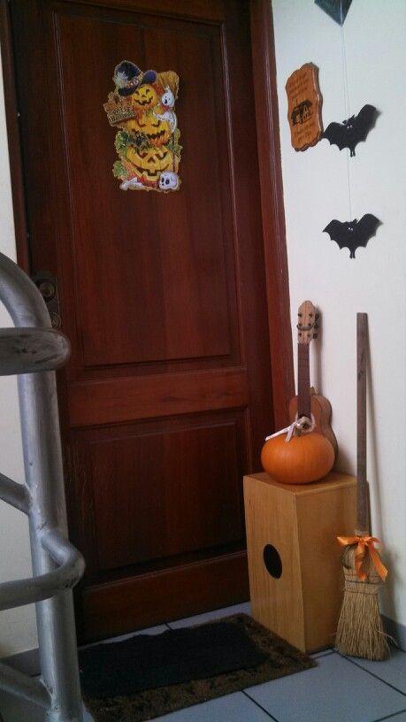 En Perú, el 31 de octubre es día de la canción criolla y también celebramos Halloween!!!!!!!