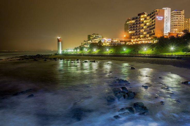 Umhlanga Rocks Lighthouse by Hein Beukes on 500px