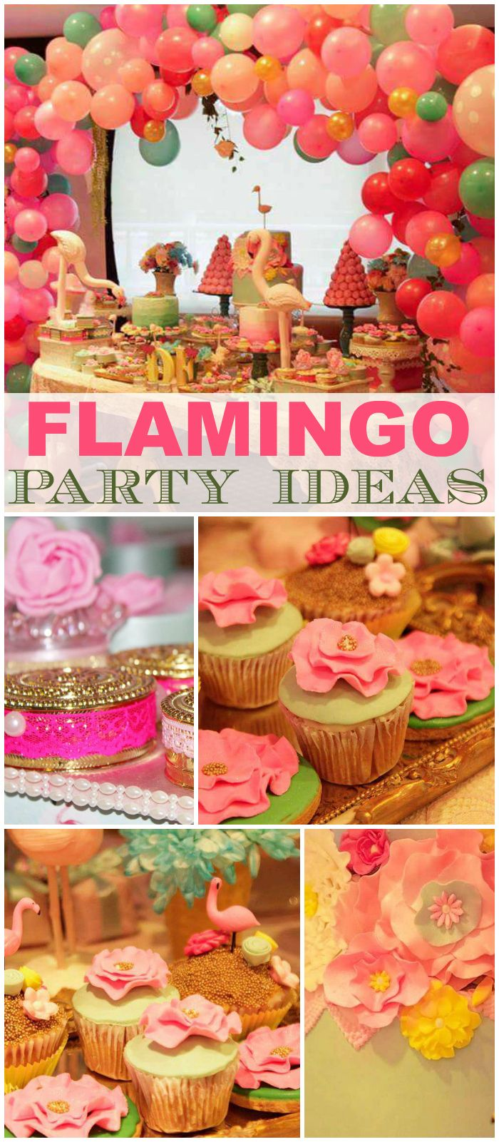 226 Best Images About Pineapple And Flamingo Themed Party