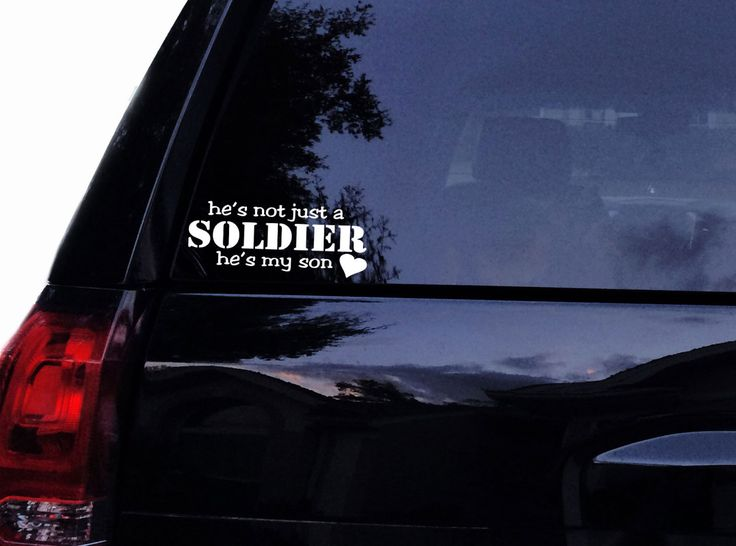 Best Decals Images On Pinterest Car Decals Laptops And - Military window decals for cars