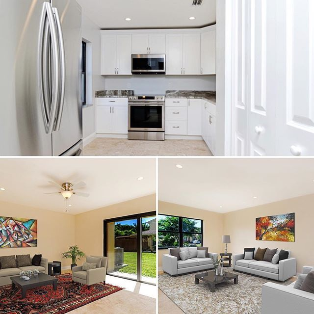 If you know anyone looking for a HUGE newly renovated 3 bedroom townhouse in Delray Beach send them to my open house, today from 10-1pm. Gated community of Country Lake, Linton Blvd & Military Trail. #listwithvlasek  #saturdaysareforopenhouses #realtorlife #openhousedelraybeach #ilovedelray #atlanticave #lovefl #localrealtors - posted by Brett Vlasek https://www.instagram.com/brettvlasek - See more Real Estate photos from Local Realtors at https://LocalRealtors.com
