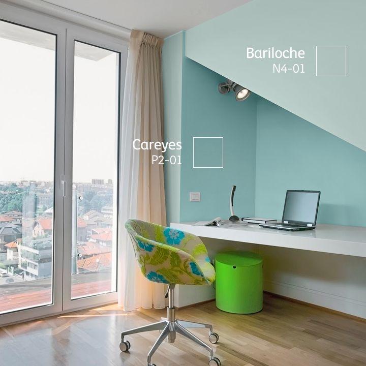 Mantén un ambiente fresco en tu hogar con estos #COLORES