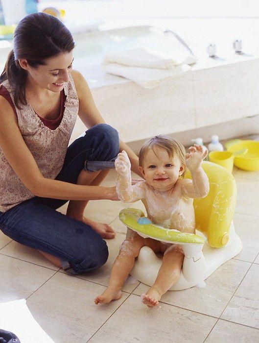 ベビーバスチェア12選!赤ちゃんのお風呂を安心なものに-カウモ トピック73076/要素5737518 · ベビーバスチェア ...