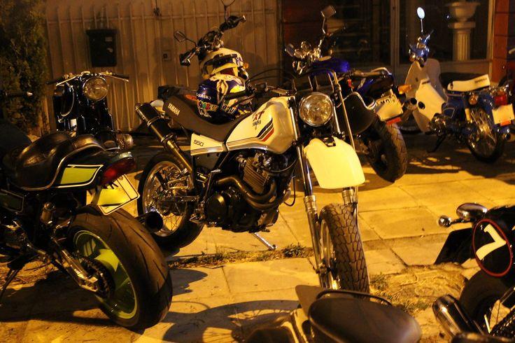 #motorcycle #restoring #customizing #Yamaha #XT #Kawasaki