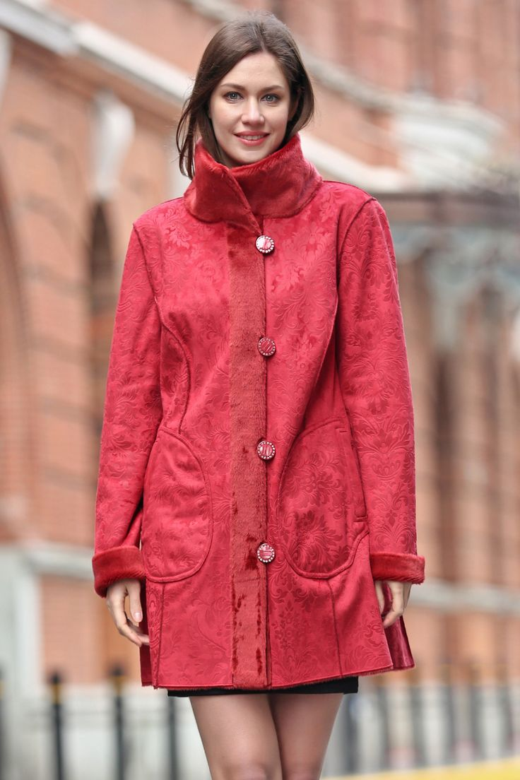 53 best Fashion Faux Fur Coats || AdelaQueen images on Pinterest ...