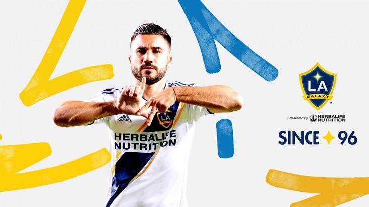 Camisas do LA Galaxy 2018 Adidas