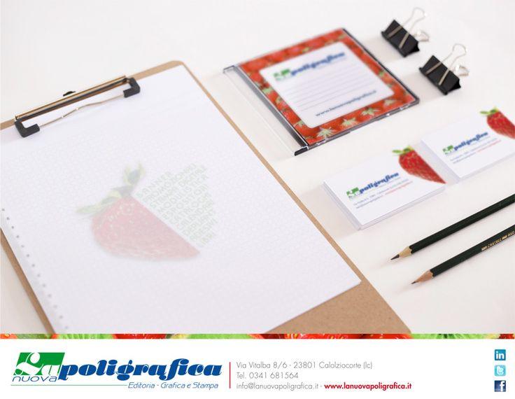 Molto più di un semplice servizio di stampa, forniamo supporto per la progettazione e la realizzazione di qualsiasi prodotto! Editoria - Grafica - Stampa - Promozionali - Calendari - Espositori - Grande formato - Adesivi prespaziati - Magneti - Abbigliamento personalizzato - Gadget - Siti web...e molto altro ancora! www.lanuovapoligrafica.it