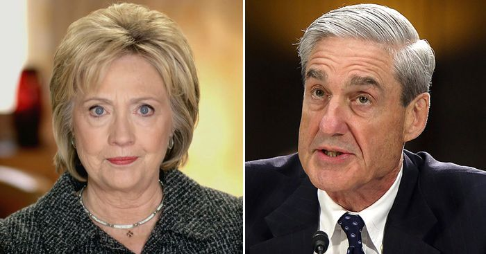 BOMBSHELL REPORT: Crooked Mueller Tied to Crooked Hillary's Schemes