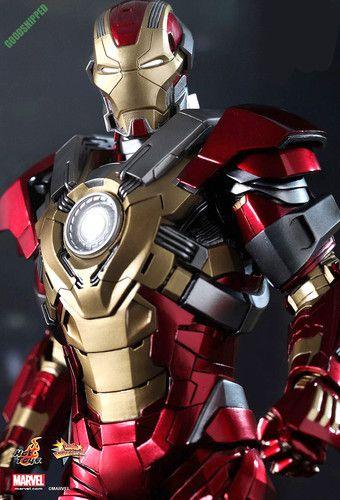 Ironman 3 - Tony Stark Mark XVII Heartbreaker | eBay