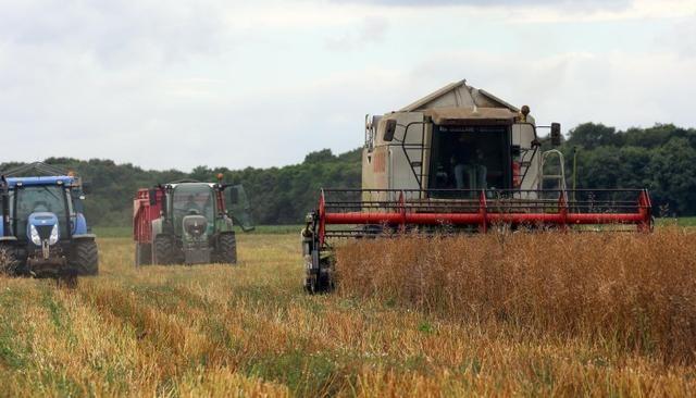 Ce ne sont plus seulement les agriculteurs mais toute la ruralité qui est aujourd'hui en sursis. - Ce ne sont plus seulement les agriculteurs mais toute la ruralité qui est aujourd'hui en sursis. - (Photo archives NR)