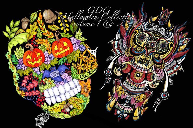HalloweenColors