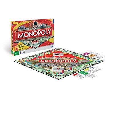 El famoso juego del monopoly proporciona muchas horas de diversión para hasta 6 jugadores, por lo que es un regalo muy práctico y que gusta mucho. Ahora está a precio mínimo de 18,25€, mientras que en otros sitios está a partir de 30€.  Chollo en Amazon España: Juego de mesa Monopoly España de Hasbro Gaming por 18,25€, que es su precio mínimo histórico. En otros sitios está a partir de 30€