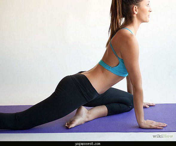 nice Yoga poses glutes