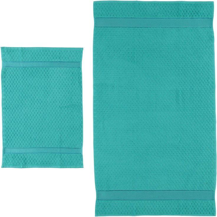 Set asciugamani colore turchese casa - € 11,40 scontato del 30% fino al 14/02/2015 lo paghi solo € 7,98   Nico.it - #nicoit #housewear #house #homesweethome