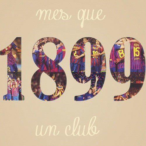 Barça- Mes que un club