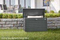 Úložný box FreizeitBox 130, tmavě šedá metalíza
