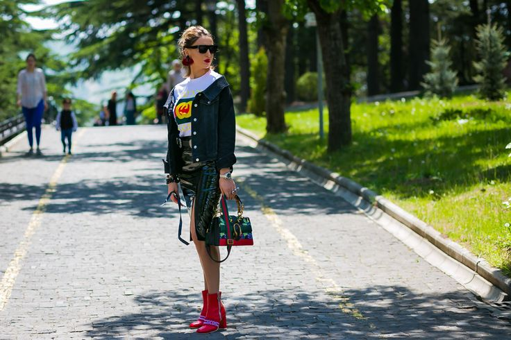 The Best Street Style Photos From Fashion Week Tbilisi's ...