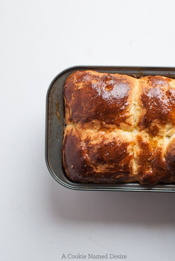 Ann authentic French brioche loaf is rich in flavor and easy enough for the first-time baker
