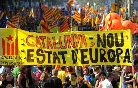 Cataluña, Nuevo Estado de Europa