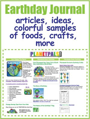 Earthday Ideas, Fact, Fun, Crafts, Learning. #homeschool #School #home The Ultimate Party Week 44