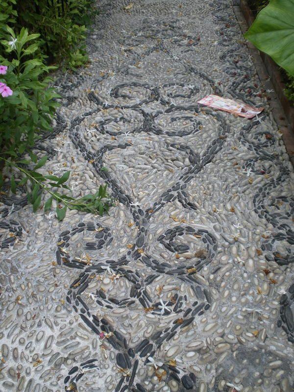 *Kieselsteinweg* in Beton - Seite 7 - Deko & Kreatives - Mein schöner Garten online