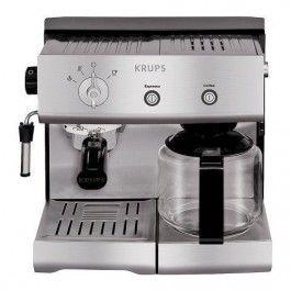 Espressor & Cafetiera Krups XP224030, inox