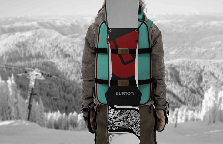 Bag for boots and board