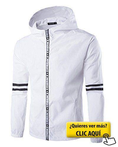 Chaqueta Deportiva para Hombre - Softshell con... #chaqueta