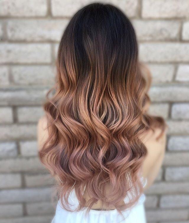 Pin for Later: Rose Gold Sera la Couleur de Cheveux la Plus Cool de l'Année                                                                                                                                                                                 Plus