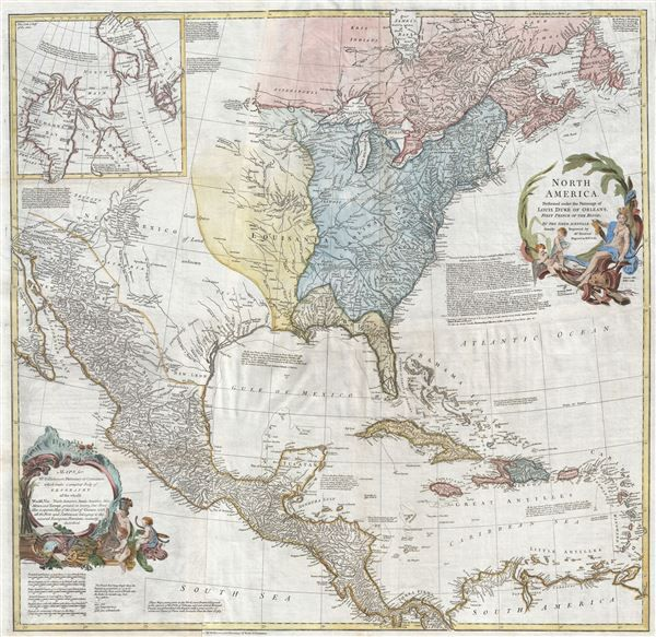 21 Best Antique Maps Images On Pinterest Boxing: North America Map Wall Art At Usa Maps
