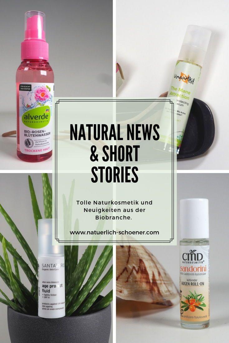 Natürliche Nachrichten & Kurzgeschichten # 5