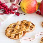 Kruche ciasteczka jabłkowe