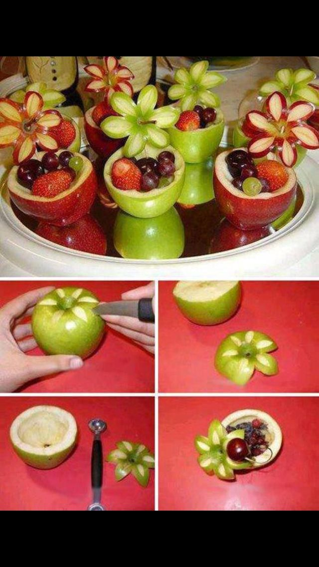Cute creative food ideas