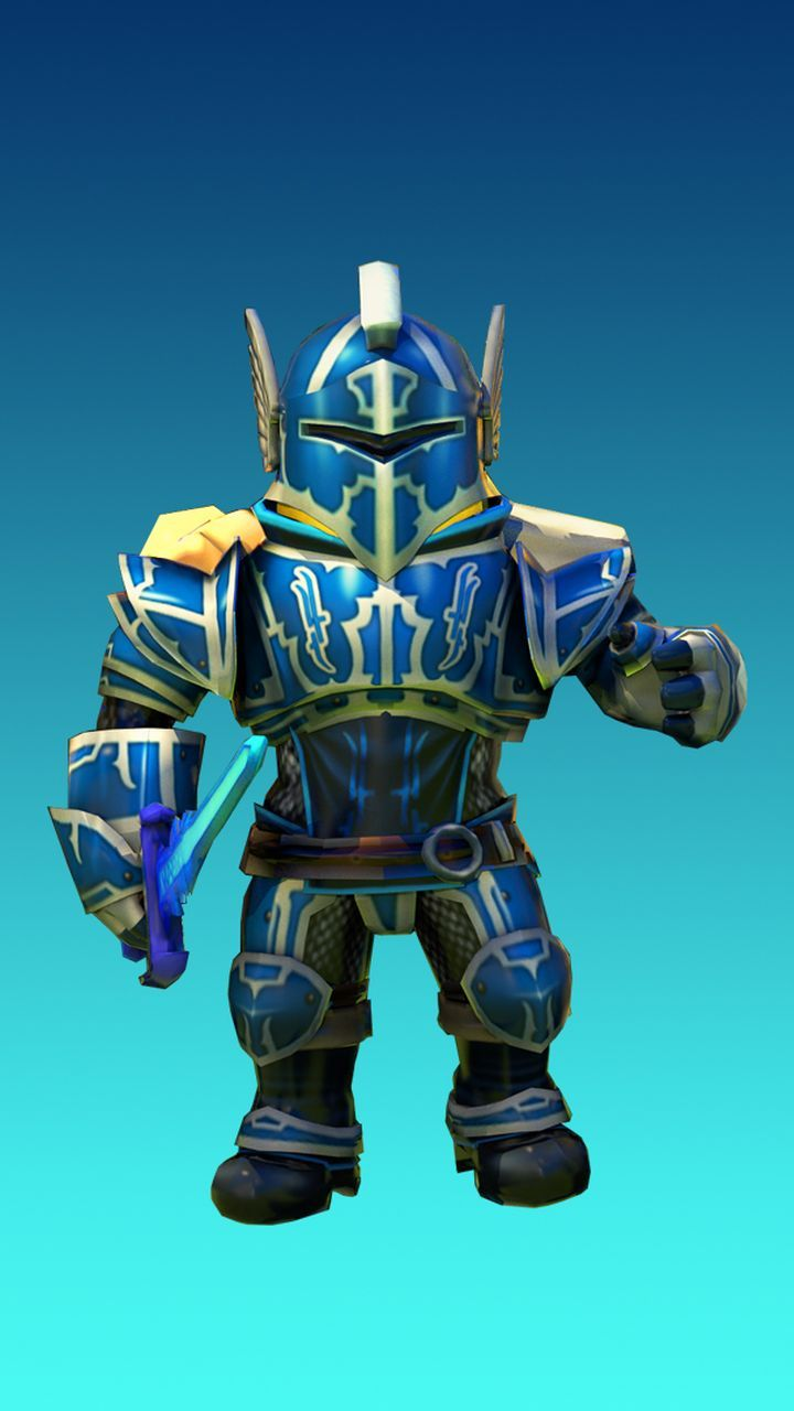 Roblox Knight Roblox Wallpaper Paper Toys Template
