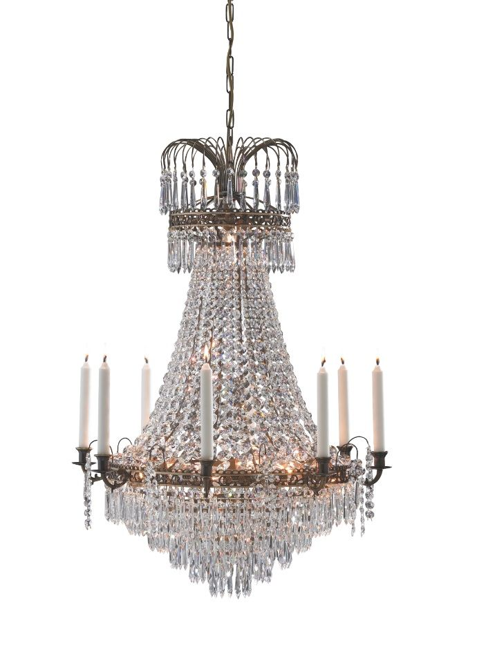Victorian crystal chandelier a collection of ideas to try Crystal candle chandelier