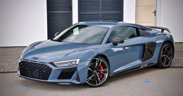 First Drive 2020 Audi R8 Audi R8 Audi Und Autos