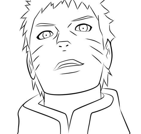 Naruto Hokage Coloring Pages Coloring Page Coloring Pages