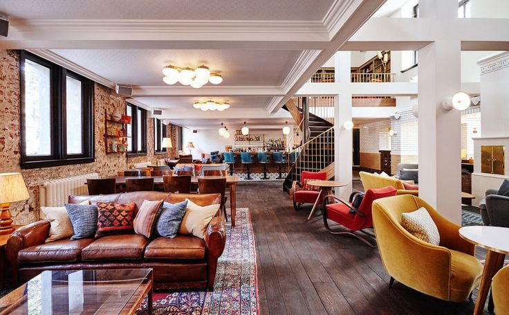 Book The Hoxton Amsterdam, Amsterdam, Netherlands - Hotels.com