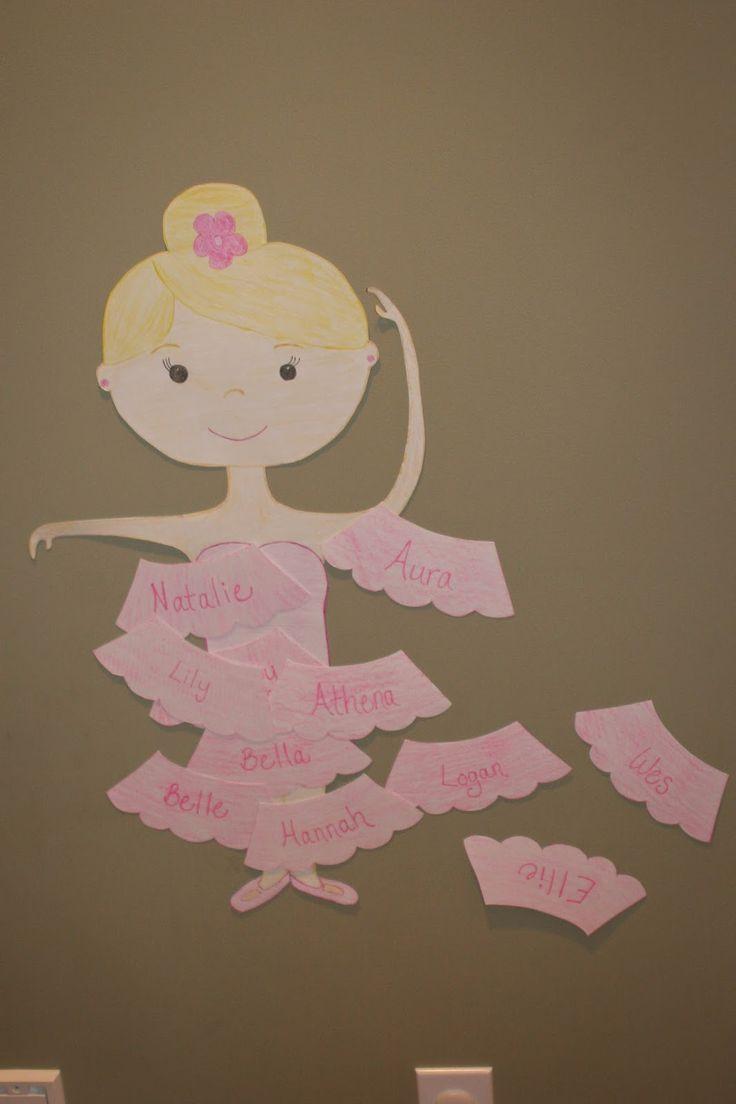 Pin the Tutu on the Ballerina                                                                                                                                                                                 More
