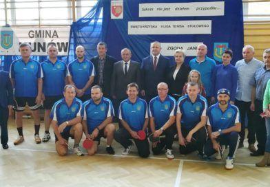 Remis tenisistów stołowych STS Zgoda Janik w II – ligowym debiucie