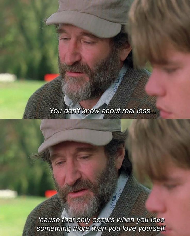 good will hunting  movie quotes  Pinterest  Nostalgia